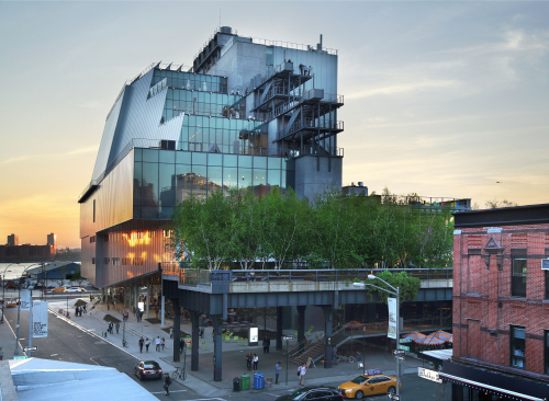 Whitney Museum of Art New Bldg